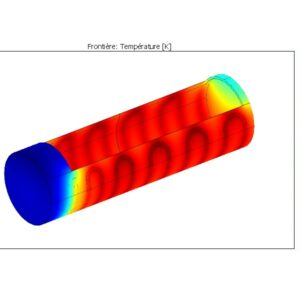 Influtherm service simulation