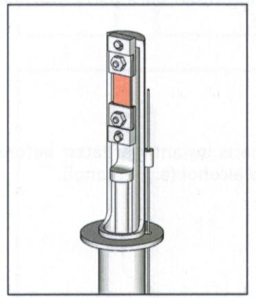 Influtherm dilatométre mesure tension