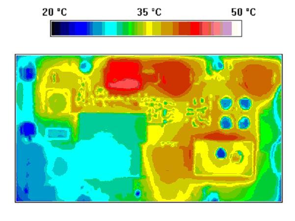 Influtherm imagerie infrarouge principe de mesure